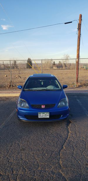 Honda Civic Si hatchback Ep3 for Sale in Thornton, CO