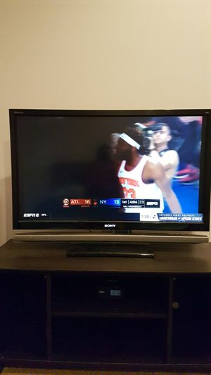 Sony Bravia XBR KDL-40XBR6 40 Inch 1080p 120Hz LCD HDTV NOT SMART TV LED for Parts for Sale in Santa Ana, CA