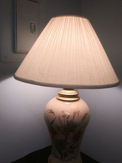 Decorative Hand Painted Glass Lamp for Sale in Gaithersburg,  MD