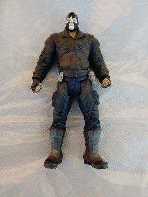 DC Comics Multiverse Arkham Origins Masked Bane Action Figure for Sale in West Chicago, IL