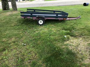 Wooden trailer for Sale in Steubenville, OH
