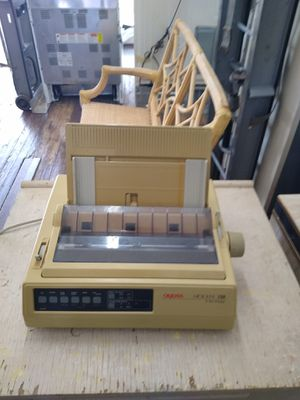 Old school printer works great made in 1984 for Sale in Marion, NC