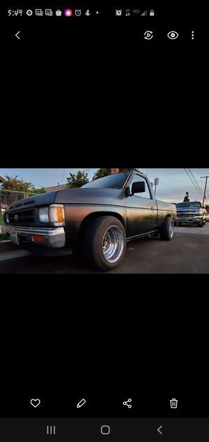 1990 Nissan pick up truck troca d21 hardbody hard body pickup for Sale in Los Angeles, CA