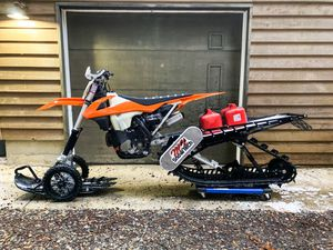 2016 KTM 450 Snowbike for Sale in Maple Valley, WA