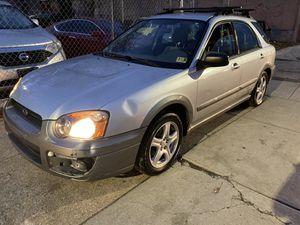 2004 Subaru Impreza Outback for Sale in Baltimore, MD