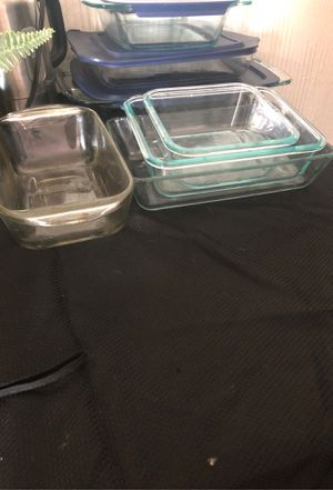 Glass bakeware for Sale in Tempe, AZ