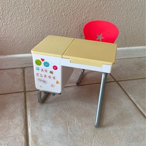 American Girl Desk And Chair for Sale in San Diego, CA