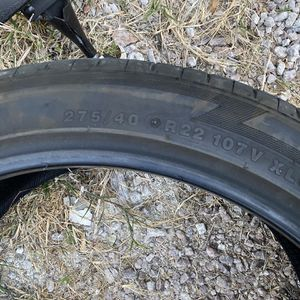 Llantas 275/45/R22 for Sale in Las Vegas, NV