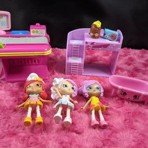 Shopkins Dolls Lot for Sale in Joint Base Lewis-McChord, WA