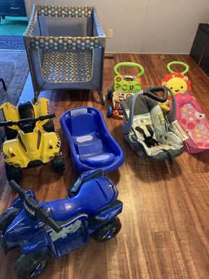 Baby Stuff/toddler Toys/kid toys for Sale in Riverside, CA