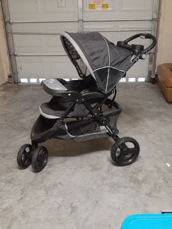 $60 Exercise Baby Stroller - Used for Sale in Hollywood,  FL