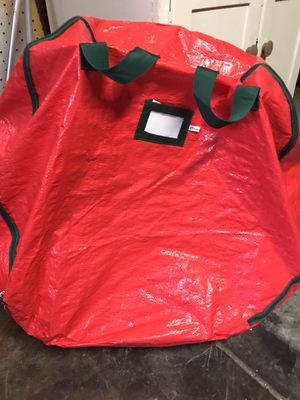 Storage bag carrying case 30 inch for Sale in Oakland, CA