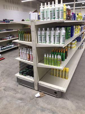 metal shelves for Sale in Fresno, CA