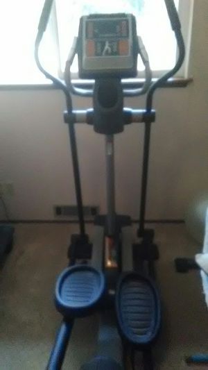NordicTrack commercial elliptical machine for Sale in Puyallup, WA