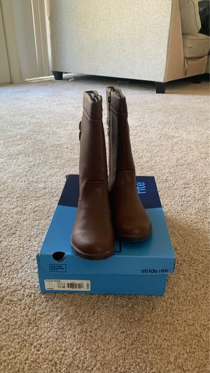 Carter's brown riding boots for Sale in Midland, MI