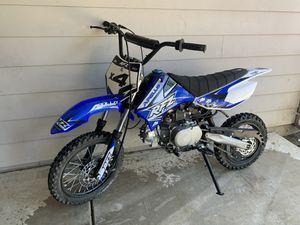 APOLLO 110cc DIRT BIKE (DB-X4 BLUE) 45-50 MPH (2019) for Sale in Stockton, CA