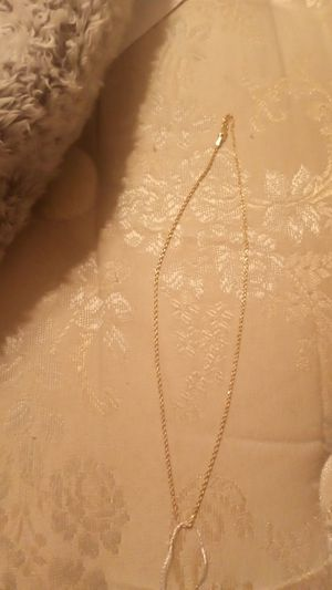 14 kt gold rope chain for Sale in Houston, TX