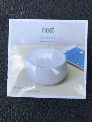 Nest Secure Home Security Alarm by Google for Sale in York, PA