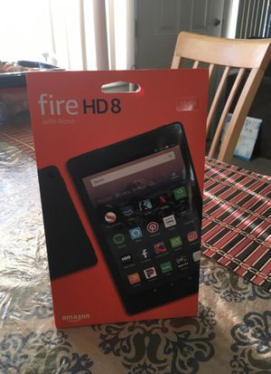Amazon Fire HD 8 Tablet for Sale in Rockville, MD