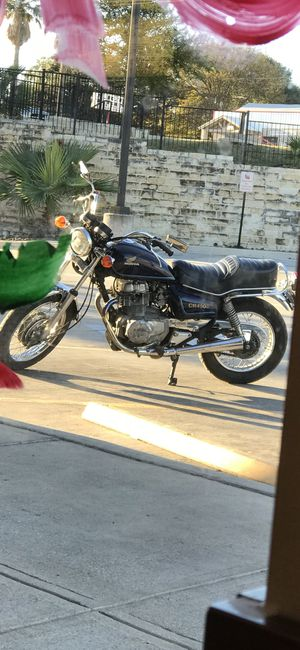 Stolen 82 Honda motorcycle for Sale in San Antonio, TX