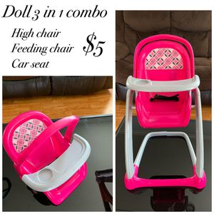 Doll 3 in 1 combo for Sale in Cypress, CA