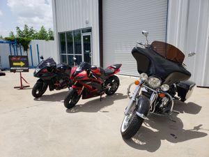 S.L Motorcycle repair shop for Sale in Houston, TX