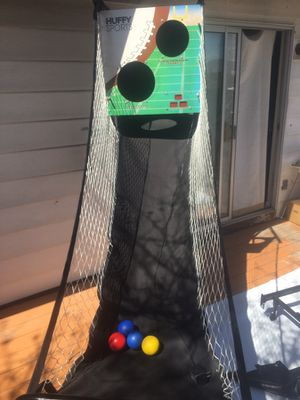 Huffy balltoss game for Sale in Taylorsville, UT