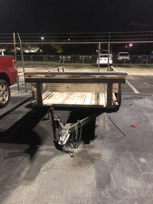5x 10 utility trailer for Sale in Miami Lakes, FL