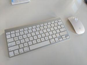 Apple Wireless Mouse & Keyboard for Sale in Washington, DC