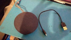 Groove Mini Speaker. Only used once. Pick up only. for Sale in Rancho Cucamonga, CA