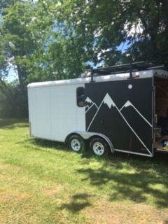 Cargo trailer 8 x 16 for Sale in Piedmont, SC