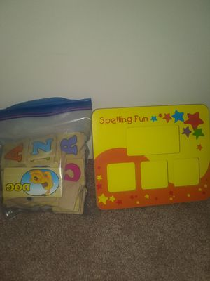Learning spell game kids for Sale in Chula Vista, CA