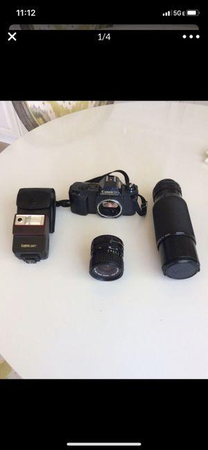 Canon t50 for Sale in Sonoma, CA