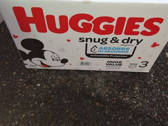 Size 3 Diapers for Sale in Renton,  WA