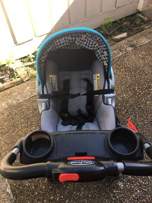 baby trend car seat-car seat base-stroller base for Sale in Houston, TX