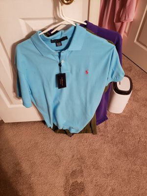Ralph Lauren 3 Button Polos New for Sale in Rockville, MD