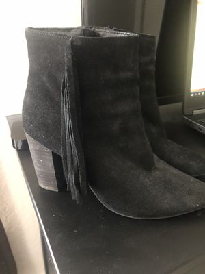 ASOS Faux Suede Booties for Sale in Seattle, WA