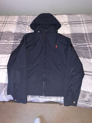 Polo Ralph Lauren jacket ***Removable hoodie*** for Sale in Pflugerville, TX