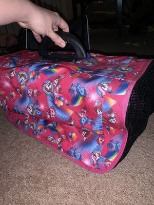 Cute small dog travel crate!!! BRAND NEW for Sale in Vienna, VA