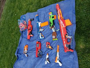 Nerf guns for Sale in Ontario, CA