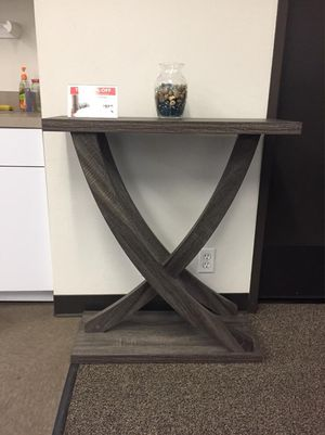 Stella Console, Distressed Grey # 161864 for Sale in Santa Fe Springs, CA