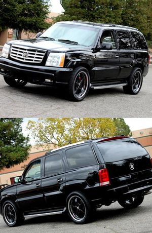 2002 Cadillac Escalade Price $800 for Sale in Annandale, VA