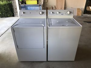 Maytag Washer and Dryer Set for Sale in San Marcos, CA