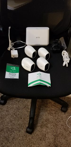 FOUR Arlo Pro 2 wireless camera system for Sale in Gilbert, AZ