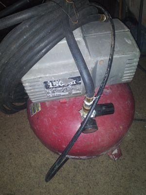 Air compressor 1500 psi for Sale in Midland, TX