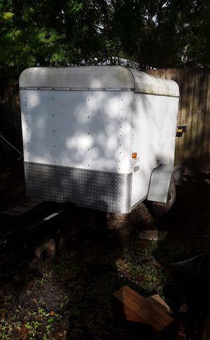 4x6 enclosed trailer for Sale in Sarasota, FL