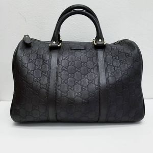 💯 Authentic Gucci GG Guccissima Leather Chocolate Boston Bag🌷 for Sale in Los Angeles, CA