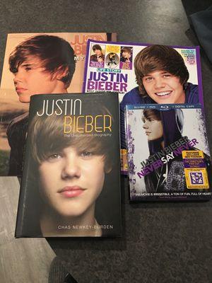 Justin Bieber for Sale in Virginia Beach, VA