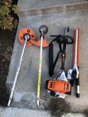 stihl KM 131R for Sale in Fresno, CA