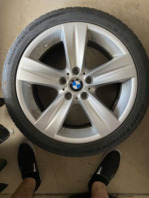 Bmw rims and tires 18s for Sale in Chandler, AZ